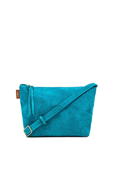 ADIEU SUEDE PURSE