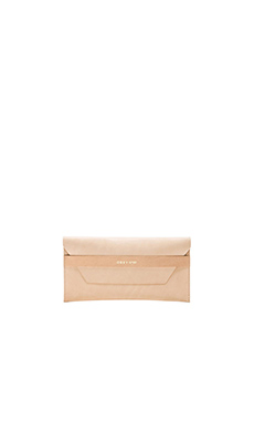 Obey Newbury Clutch in Blush