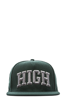 Odd Future Domo High University Snapback in Green