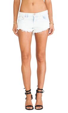 One Teaspoon Bonita Cut Off Shorts in Angel