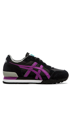 Onitsuka Tiger Colorado Eighty Five Sneaker in Black & Violet