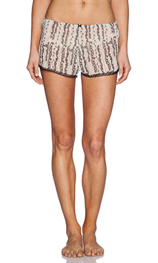 Only Hearts Geraldine Sleep Shorts in Print