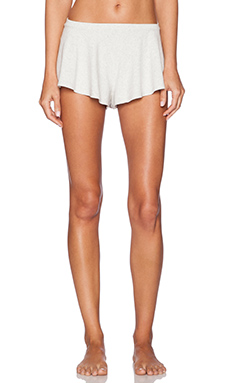Only Hearts Swing Sleep Shorts in Opal Heather