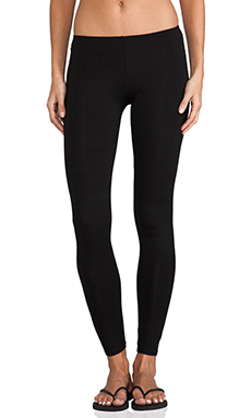 Only Hearts Long Legging in Black