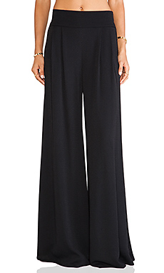 Otis & Maclain Florence Pant in Black Oval