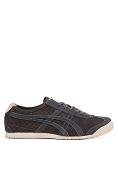 Onitsuka Tiger Platinum Mexico 66 in Dark Grey