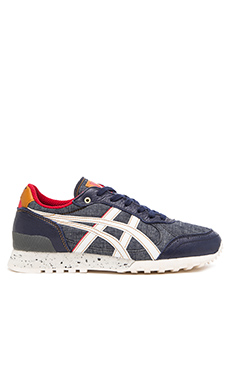 Onitsuka Tiger Platinum Colorado Eighty Five in Denim Black White