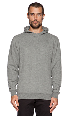 ourCASTE Lenny Hoody in Heather Grey