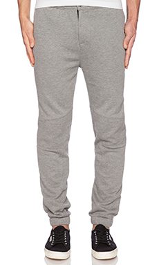 ourCASTE Brody Sweatpants in Heather Grey