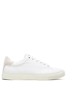 Our Legacy Braid Canvas Classic Sneaker in White