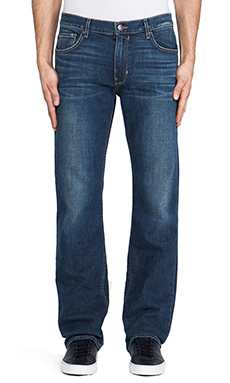 Paige Denim Doheney Straight in Cliff