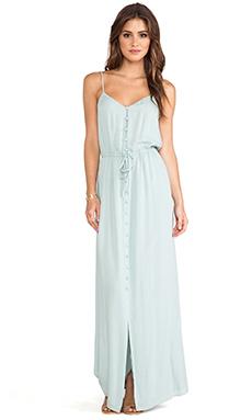 Paige Denim Nina Dress in Ocean Mist