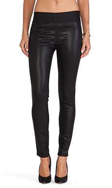Paige Denim Noelle Ultra Skinny in Black Silk