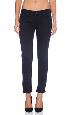 Paige Denim Jimmy Jimmy Skinny in Vintage Black