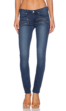 Paige Denim Edgemont Ultra Skinny in Gabrielle No Whiskers