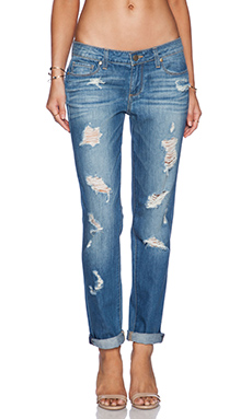 Paige Denim Jimmy Jimmy Skinny in Delilah Destructed