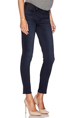 Paige Denim Maternity Verdugo Ankle in Mae