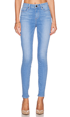 Paige Denim Hoxton Ultra Skinny in Meliah