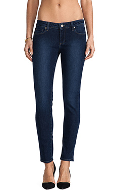 Paige Denim Skyline Ankle Peg in Claire