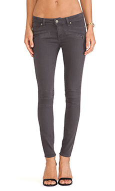 Paige Denim Ollie Skinny in Stone Grey