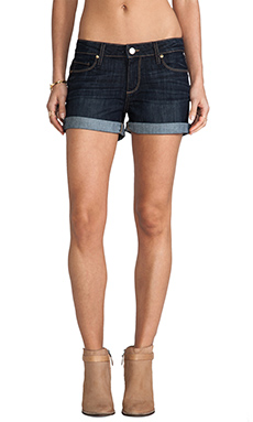 Paige Denim Jimmy Jimmy Short in Dean