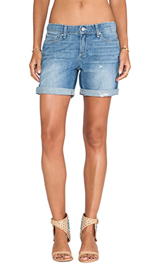 Paige Denim Grant Short in Sunbaked