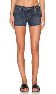 Paige Denim Bobby Denim Short in Indiana