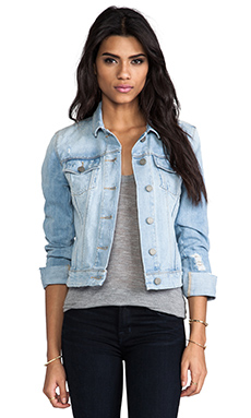 Paige Denim Vermont Jacket in Kirby