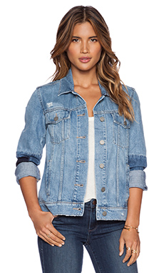Paige Denim Heidi Jacket in Underwood