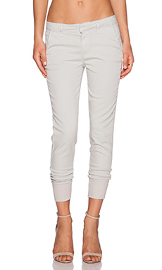 Paige Denim Elson Jogger in Soft Grey