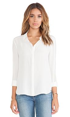 Paige Denim Tara Shirt in Antique White
