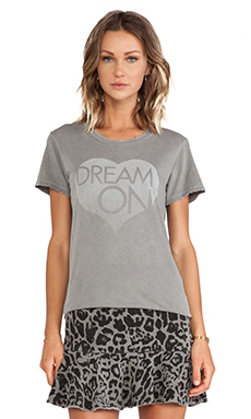 Pam & Gela Distressed Crew en Dream On Grey