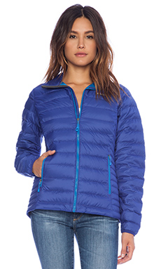 Patagonia Down Sweater Blue in Cobalt