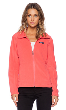 Patagonia Micro D Jacket in Ginger Berry