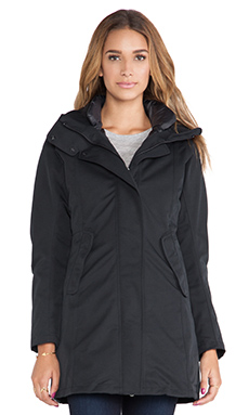 Patagonia Tres Parka in Black