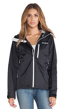 Patagonia Insulated Torrentshell Jacket in Black