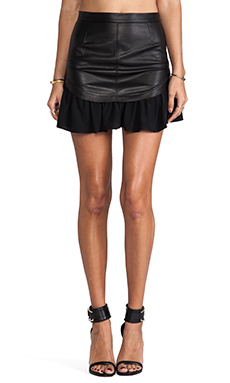 PJK Patterson J. Kincaid Toby Skirt in Panther