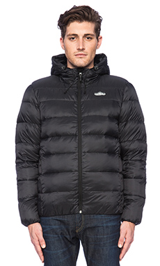 Penfield Chinook Tech Jacket in Black