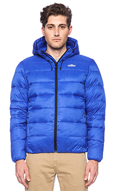 Penfield Chinook Tech Jacket in Cobalt