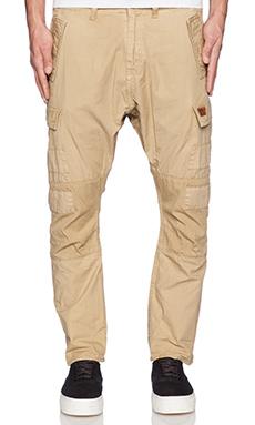 PRPS Goods & Co. Medium Daytona Fit Pant in Khaki