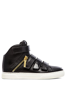 Pierre Balmain Sneakers in Black
