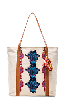 PILYQ Sunbeam Tote in Multi