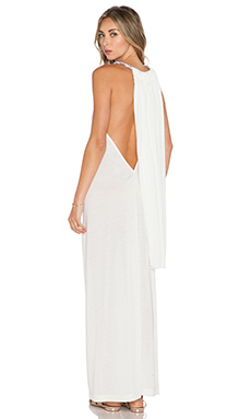Pitusa Goddess Dress in White