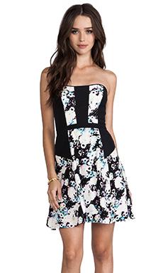 Parker Mara Dress in Saxy Floral