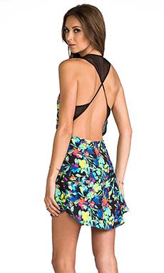 Parker Diara Dress in Caribe