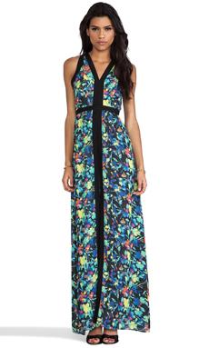 Parker Sina Dress in Caribe
