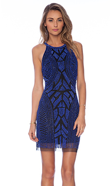 Parker Audrey Embellished Dress in Bali