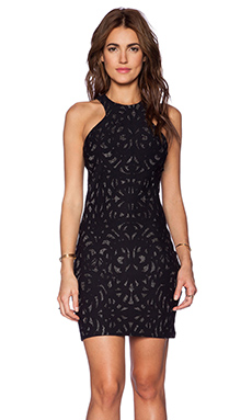 Parker Mariah Dress in Black