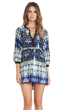 Parker Mallory Dress in Static