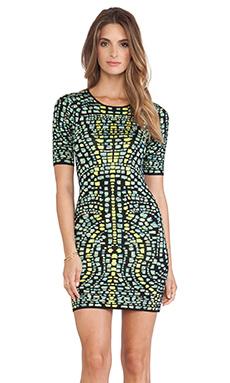 Parker Helen Knit Dress in Limon